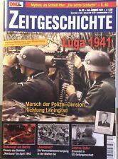 DMZ Zeitgeschichte Nr. 52 Juli/August 2021 Waffen-SS
