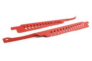 Perrin Fender Shrouds Subaru FITS WRX (11-14) WRX STi (08-14) Red PSP-ENG-549RD