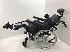 """Rollstuhl Pflegerollstuhl Multifunktionsrollstuhl""""BREEZY RELAX 2""""SB 41cm(M3228)z"""