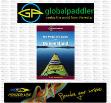 Paddlers Guide To Queensland QLD - Canoe and Kayak Book
