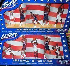 USA OLYMPIC BASKETBALL 1996 STARTING LINEUP SET MIBS