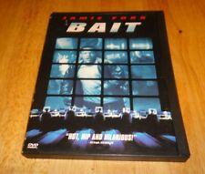 Bait (DVD, 2001, Widescreen) Jamie Foxx,  Rare Action Comedy - Rare OOP