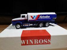 Winross Kenworth Tanker Truck Valvoline 1:64