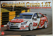 NuNU 24022 2013 Chevrolet Cruze 1.6T WTCC World Champion 1:24