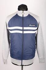 Vintage ELLESSE Full Zip Jacket | Mens XS | Sweatshirt Sweat Italian Retro