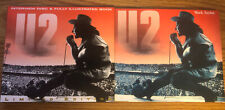 U2 Limited Edition Interview Disc and Fully Illustrated Book
