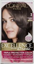 L'Oreal Excellence Creme 3 Natural Black