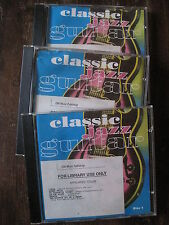 Classic Jazz Guitar 3x CD (promo - former library )