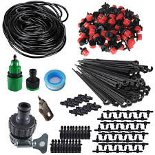 Watering Tubing Irrigation System Plants Garden Greenhouse Gardening Accessories
