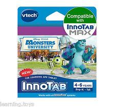 Vtech InnoTab 3 3S Max Game - Disney Pixar Monsters University 4-7 years