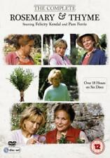 ROSEMARY AND THYME - COMPLETE SERIES - DVD - REGION 2 UK