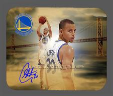Item#1314 Steven Curry Golden State Warriors Facsimile Autographed Mouse Pad