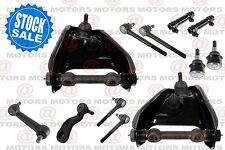 For Gmc P3500 97 Upper Control Arm Lower Ball Joint Pitman Tie Rods Idler Arm