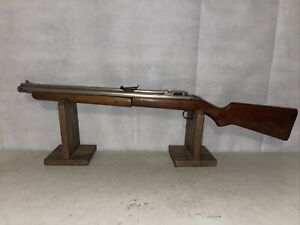 EARLY? Sheridan Silver Streak Pellet Air Rifle UNTESTED NO COMPRESSION