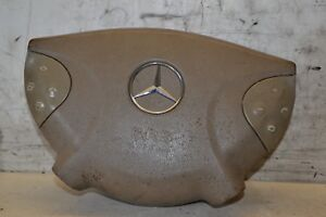 Mercedes E Class Steering Air Bag Driver Airbag A2118601202 W211 2005 Beige