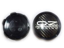 OZ Nabendeckel M608 Carbon schwarz Nabenkappen Felgendeckel 74,5 mm SUV Canyon