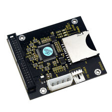 """SD Card To 3.5/"""" 40Pin Male IDE HDD Adapter Converter for DOS Linux Windows Z2W0"""