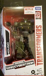 Autobot Hound, Transformers War For Cybertron, Wal-Mart Exclusive Netflix Series