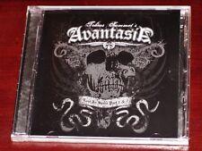 Avantasia: LOST IN SPACE PART 1 Y 2 CD 2009 pista extra Nuclear Blast NB EE.UU.
