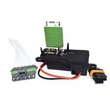 New Heater Blower Motor Resistor Harness Kit For Chevy Astro GMC Safari 89018436