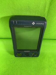 CASIO CASSIOPEIA POCKET PC - FOR PARTS. Untested