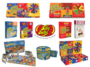 Bean Boozled Game 3rd,4th & 5th Editions & Harry Potter Bertie Bott's JellyBelly