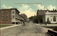 Bristol CT East Main St. c1905 Postcard