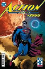 ACTION COMICS 1000 DOUG MAHNKE FRIED PIE CON CONVENTION 3 VARIANT SUPERMAN NM