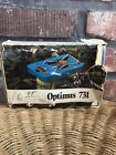 Vintage Optimus 731 Butane Gas Stove For Packing Trips Users Manual Included