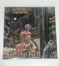 Iron Maiden Somewhere in Time SEALED Original 1986 Printing Corners Exposed NOS