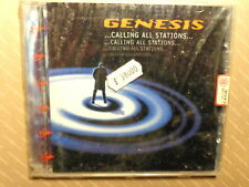 GENESIS  -  ...CALLING ALL STATIONS... -  CD 1997  NUOVO E SIGILLATO