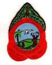 BSA Gulf Ridge CouncilTampaFlorida, Twin Bays District 1971 Fall Camporee