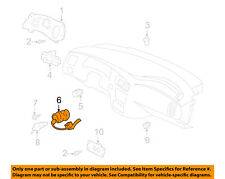 GM OEM-Ignition Switch 22670487