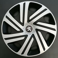 Set of 4x14 inch Wheel Trims for Peugeot 106,107,206