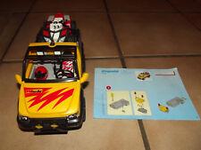 playmobil pick up & quad 4228   2010