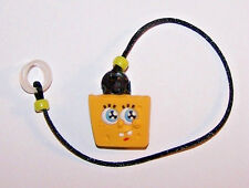 Children's 1 sided Hearing Aid RETAINER LEASH SAFETY CORD CLIP. ...YELLOW GUY