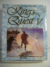 King's Quest V for the IBM-PC Tandy Computer