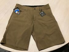 kuhl hiking shorts 36 new with tags