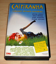 VHS - Caipiranha - Vorsicht Bissiger Nachbar! ( Kaipirinia ) - Videokassette