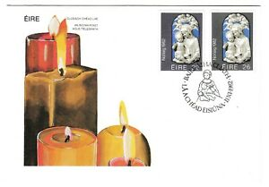Ireland 1982 FDC Christmas Issue