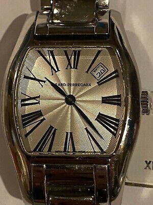 *GIRARD PERREGAUX* Richeville Ref. 2655 Stainless Steel Watch