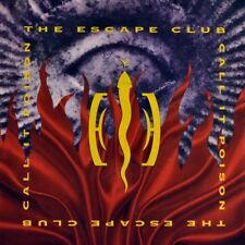 """7"""" THE ESCAPE CLUB Call It Poison (Single-Mix) / Keep The Motor Running WEA 1991"""