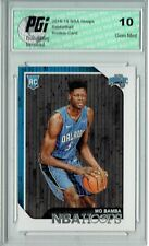 Mo Bamba 2018 NBA Hoops #260 Rookie Card PGI 10