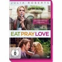 Eat, Pray, Love - inkl. Director's Cut DVD Julia Roberts