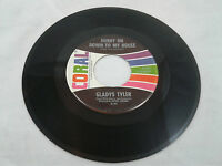 Gladys Tyler 45 Hurry on Down to My House/I'm in the Mood Rare Northern Soul