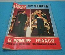 REVISTA PERIODICO ESPAÑOL BLANCO Y NEGRO N-3312 OCTUBRE-1975