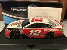Autographed 2018 Action Ryan Blaney #12 Body Armor 1 of 60