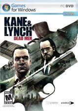 Kane & Lynch : Dead Men for PC (2007, PAL)