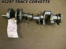 1967 Chevy 350 3892690 RARE Forged Big Journal Crankshaft Fresh Grind.010/.010