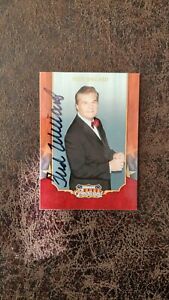 FRED WILLARD 2009 DONRUSS AMERICANA SIGNED AUTOGRAPHED CARD #32 SPINAL TAP